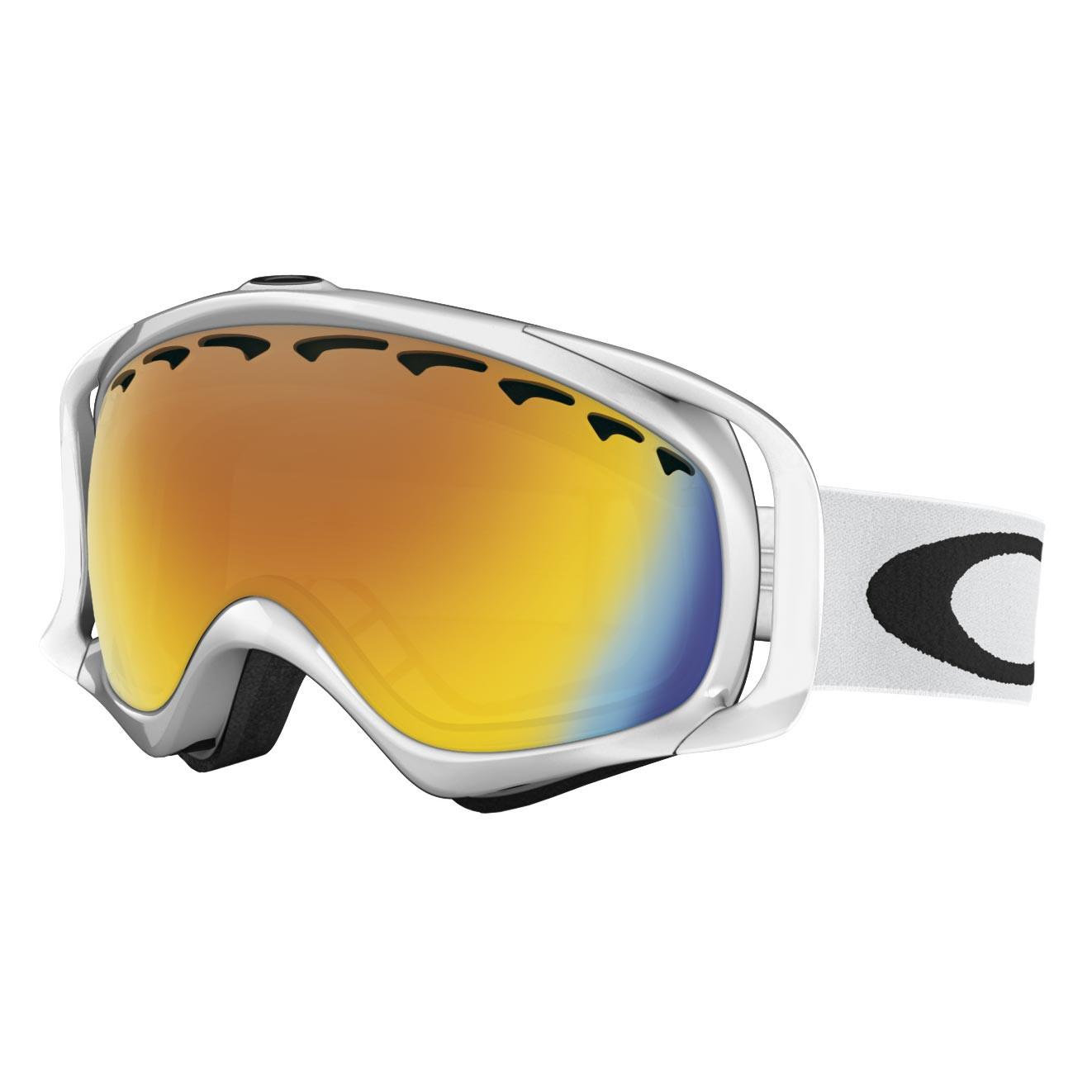 Brýle Oakley Crowbar matte white
