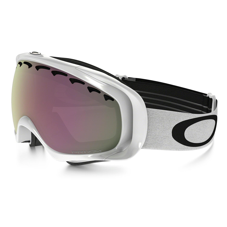 Brýle Oakley Crowbar polished white