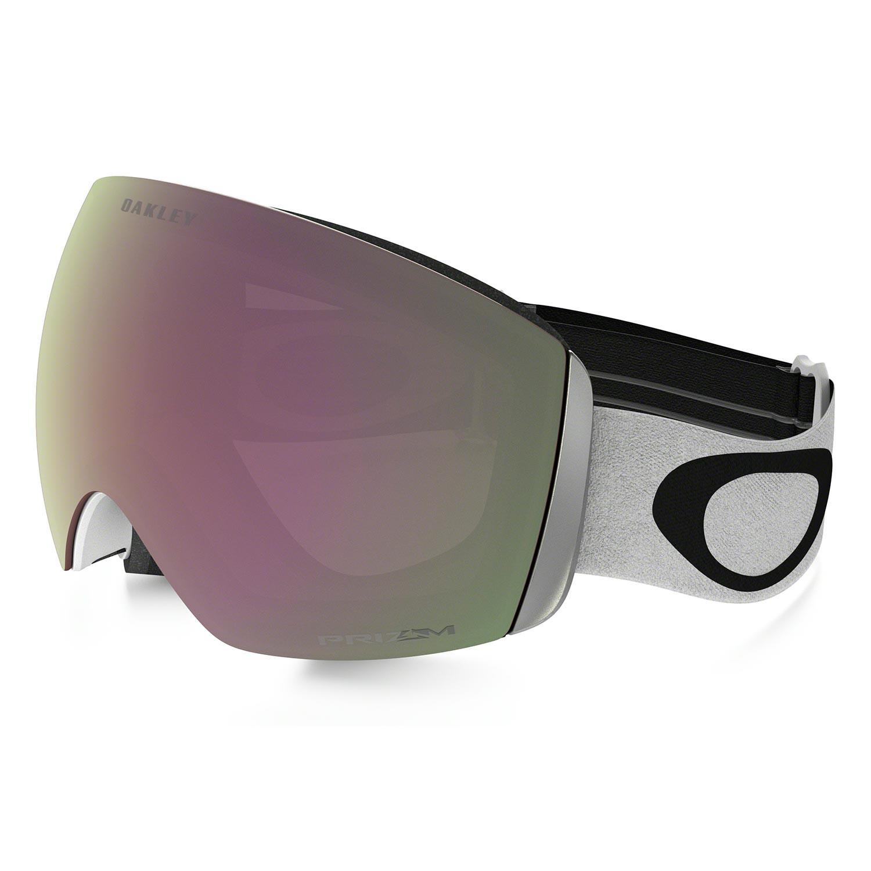 Brýle Oakley Flight Deck matte white vel.PRIZM HI PINK IRIDIUM 16/17 + doručení do 24 hodin