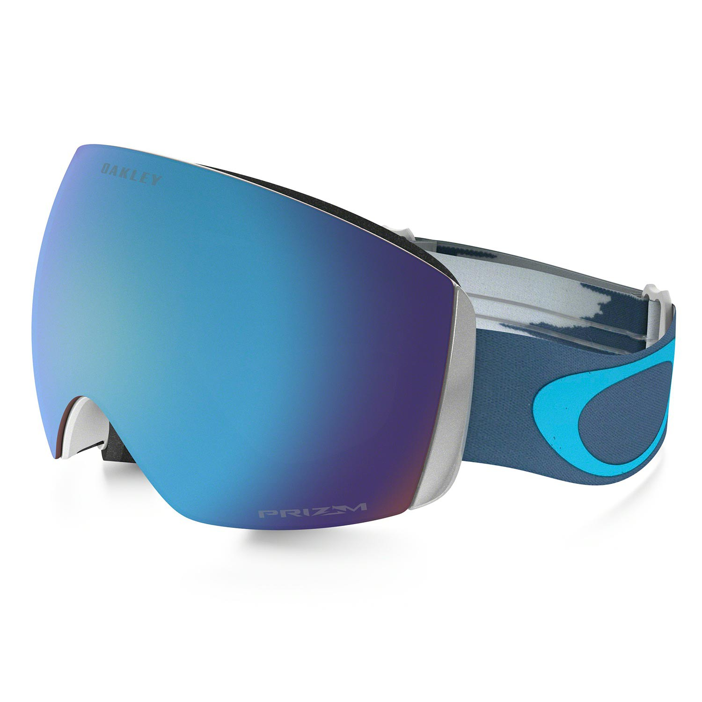 Brýle Oakley Flight Deck Xm wet dry green blue vel.PRIZM SAPPHIRE IRIDIUM 16/17 + doručení do 24 hodin