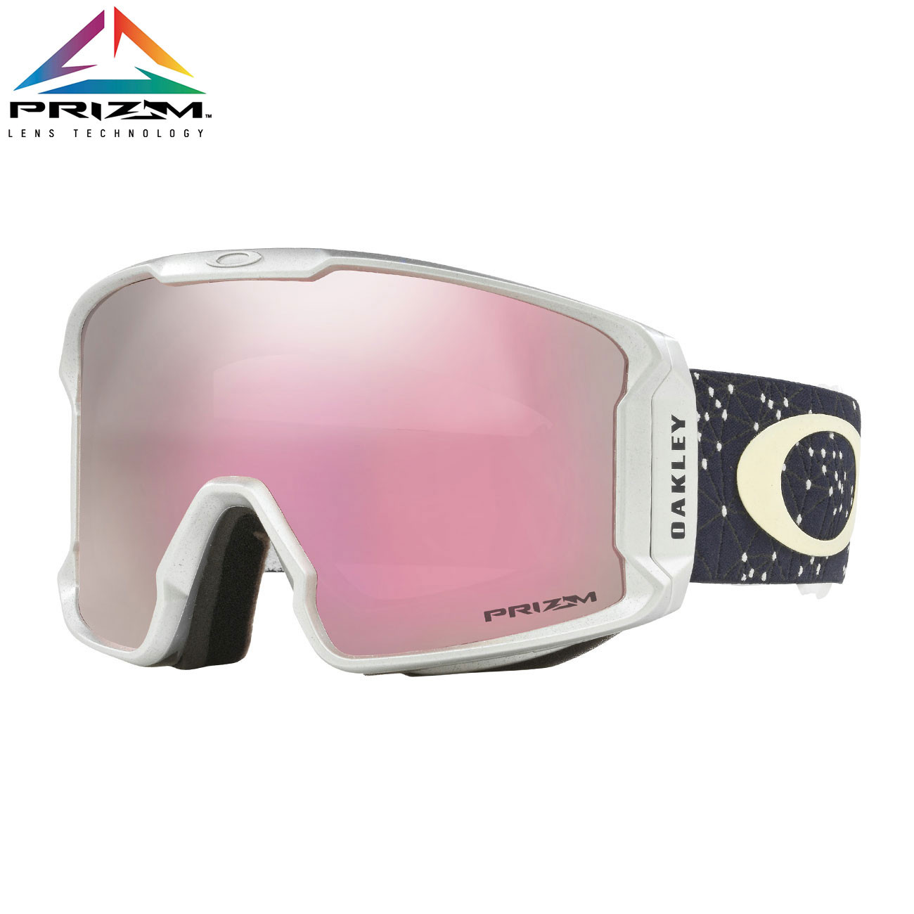 Brýle Oakley Line Miner galaxy iron ice
