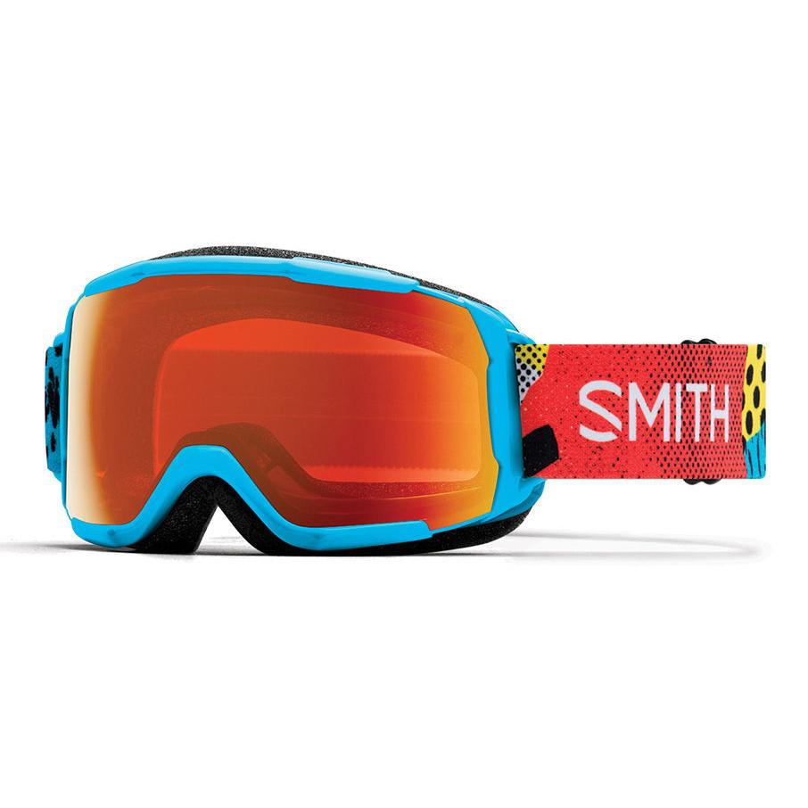 Brýle Smith Grom cyan burnside