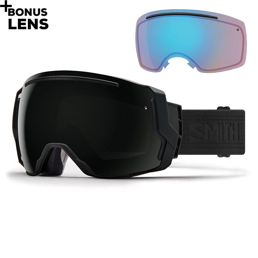 goggles smith io 7 blackout snowboard zezula