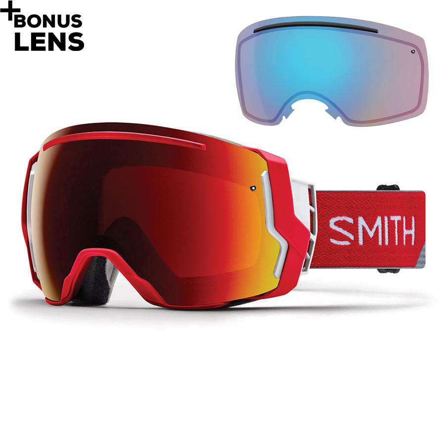 Brýle Smith I/o 7 fire split