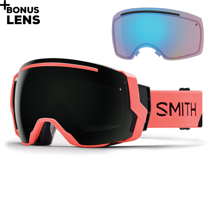 Brýle Smith I/o 7 sunburst split
