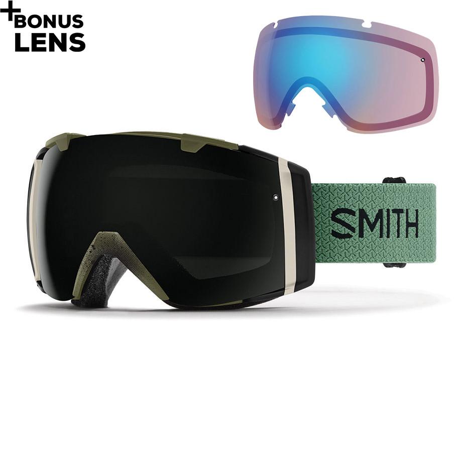 Brýle Smith I/o olive