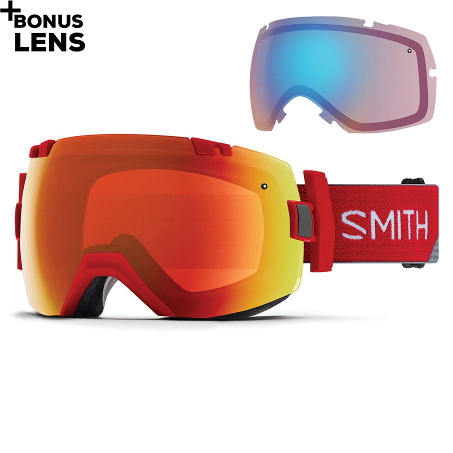 Brýle Smith I/ox fire split