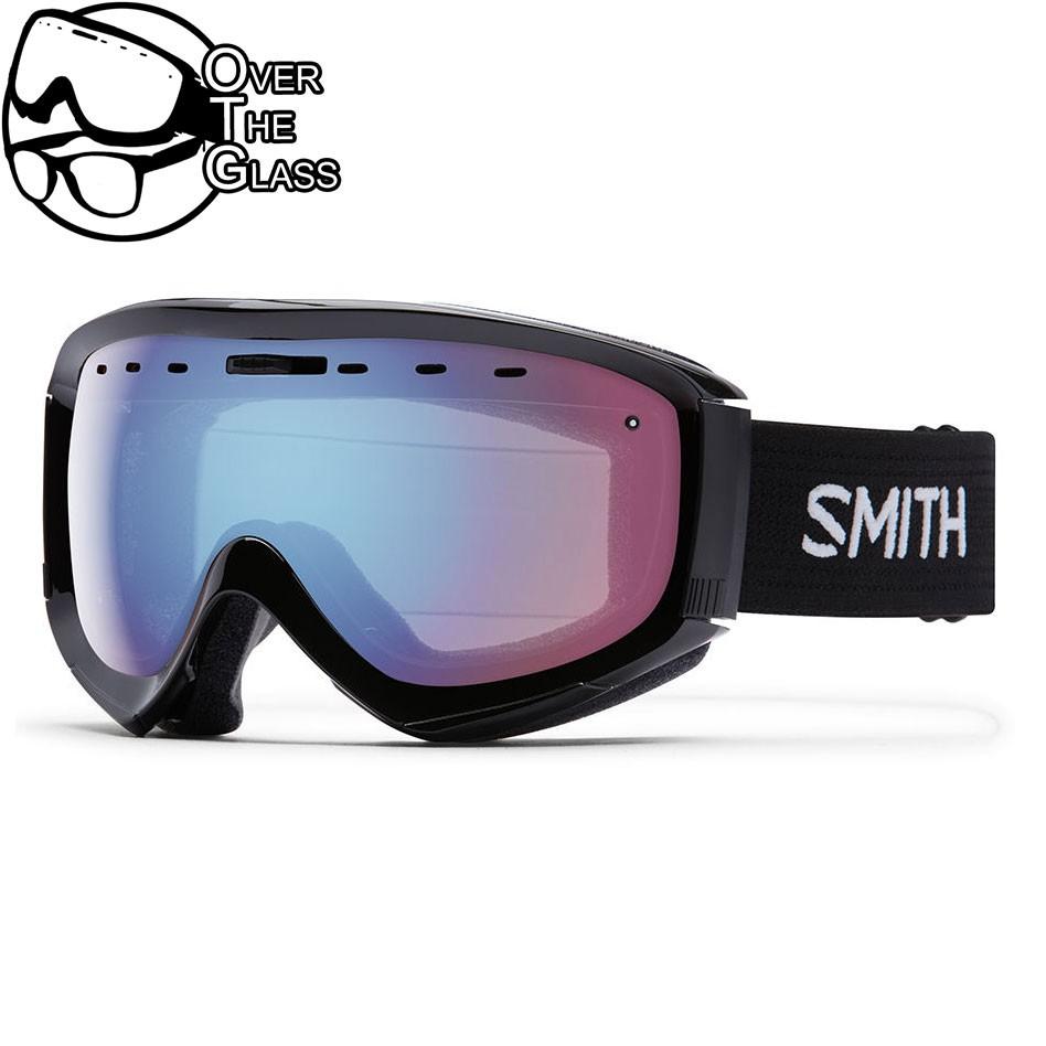 Brýle Smith Prophecy Otg black