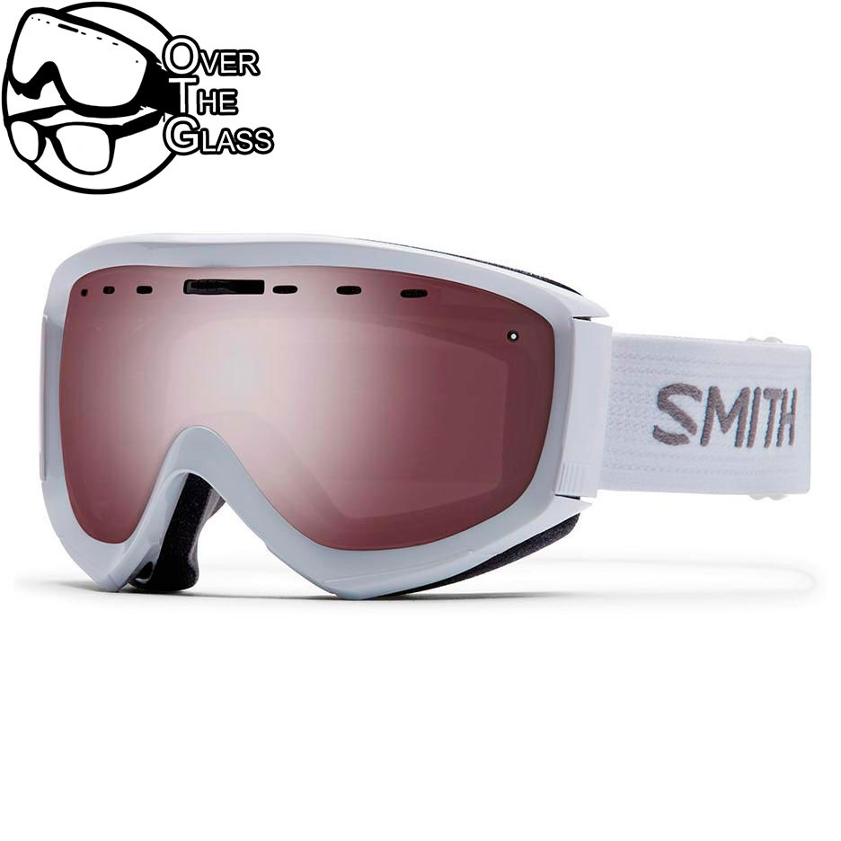 Brýle Smith Prophecy Otg white