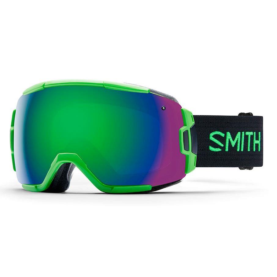 Brýle Smith Vice reactor vel.GREEN SOL-X 16/17 + doručení do 24 hodin