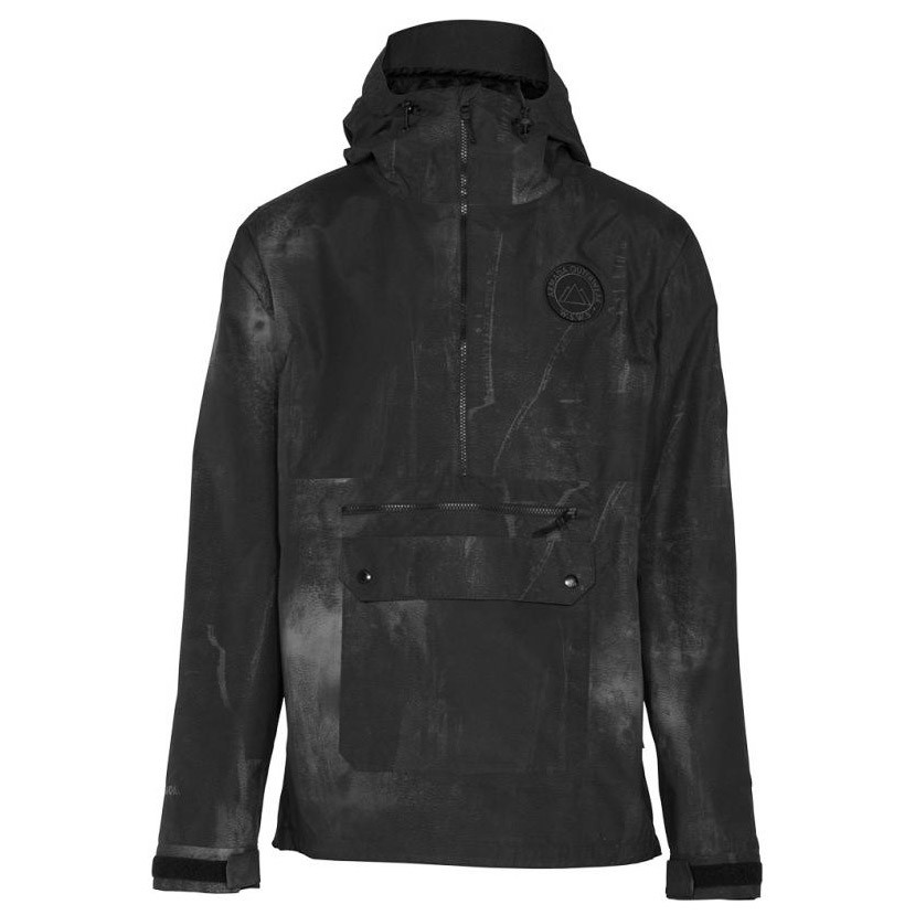 Bunda Armada Runyun Pullover leather
