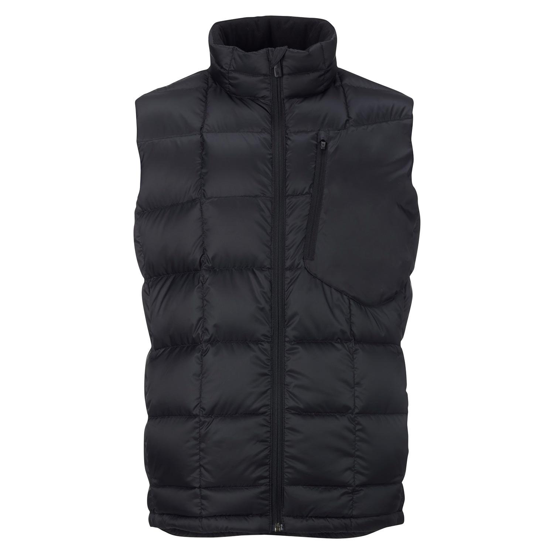 Bunda Burton Ak Bk Insulator Vest true black vel.M 16/17 + doručení do 24 hodin