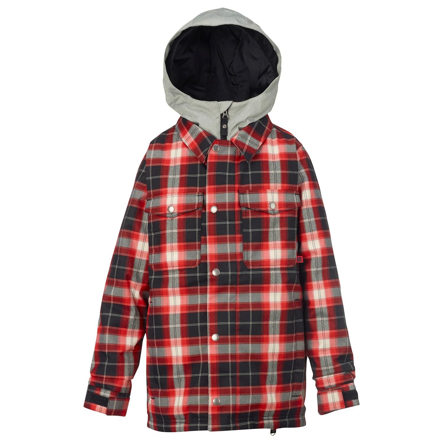 Bunda Burton Boys Uproar process road miked plaid