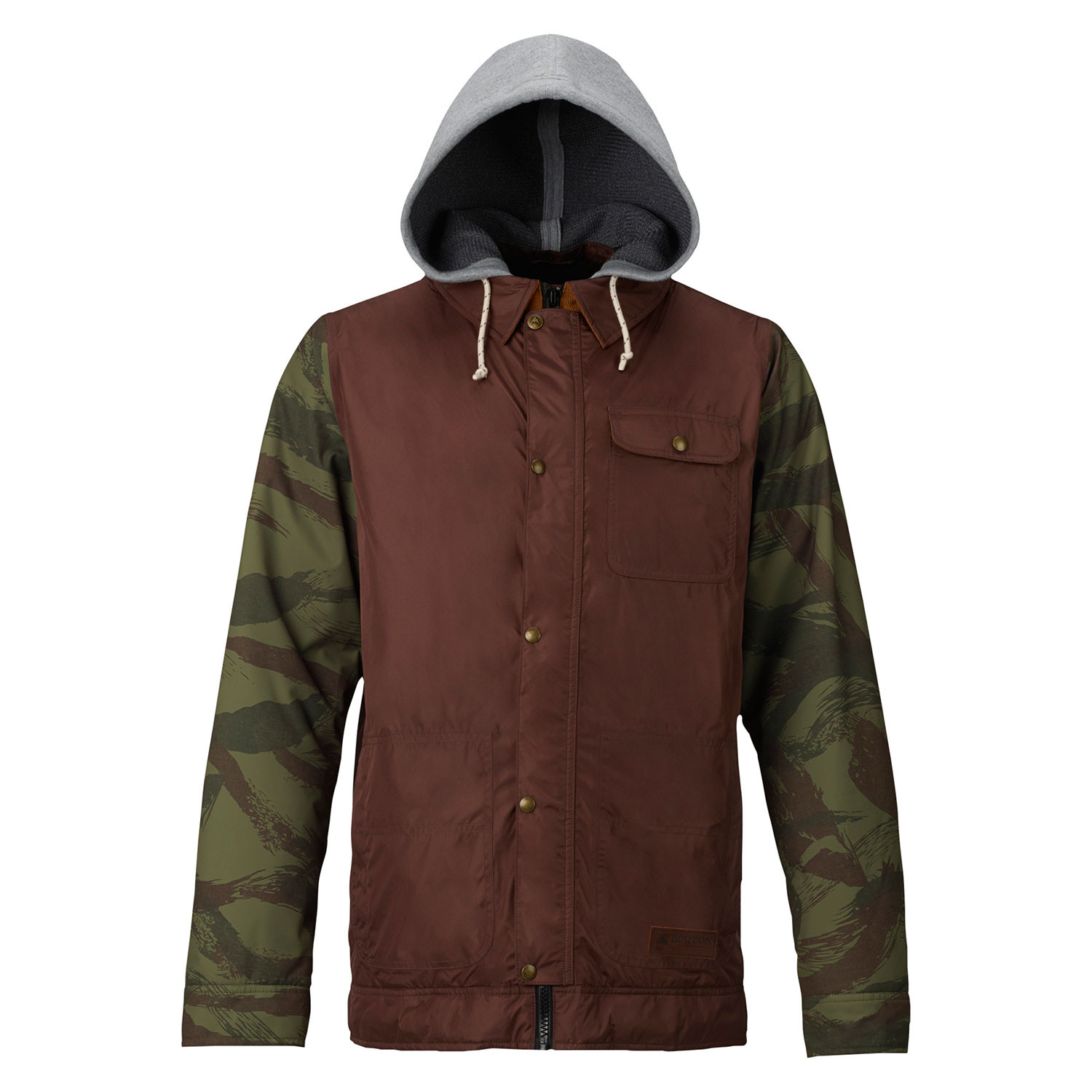 Bunda Burton Dunmore chestnut/brush camo