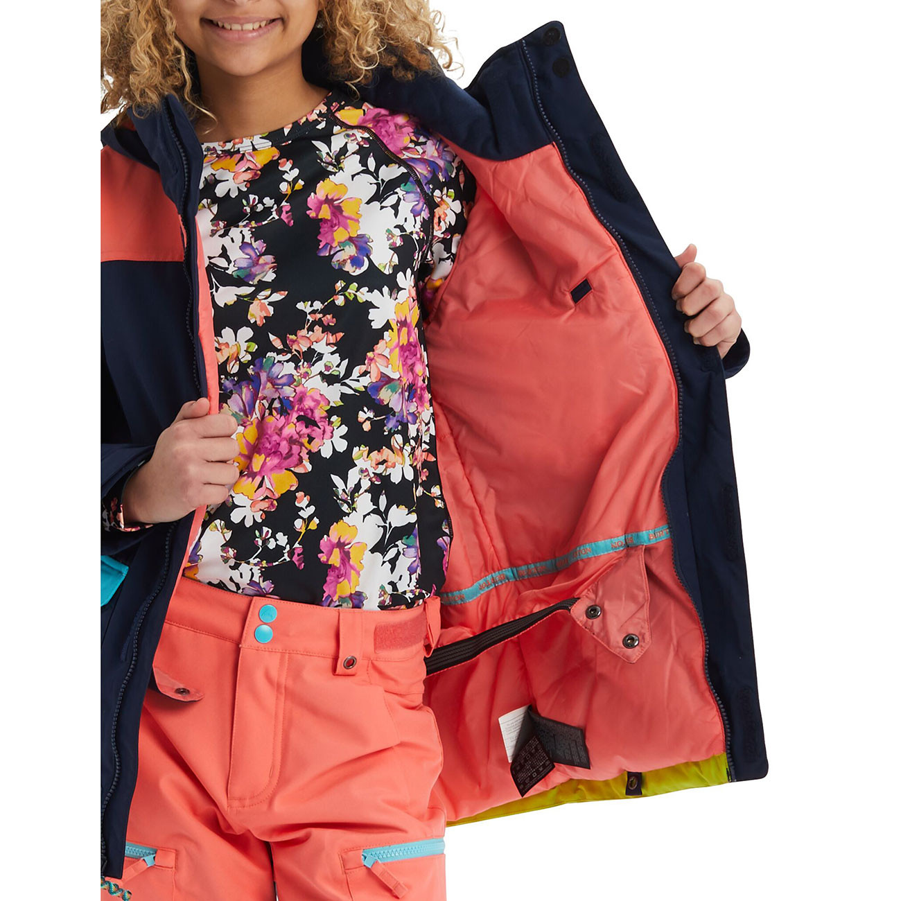Jacket Burton Girls Elstar