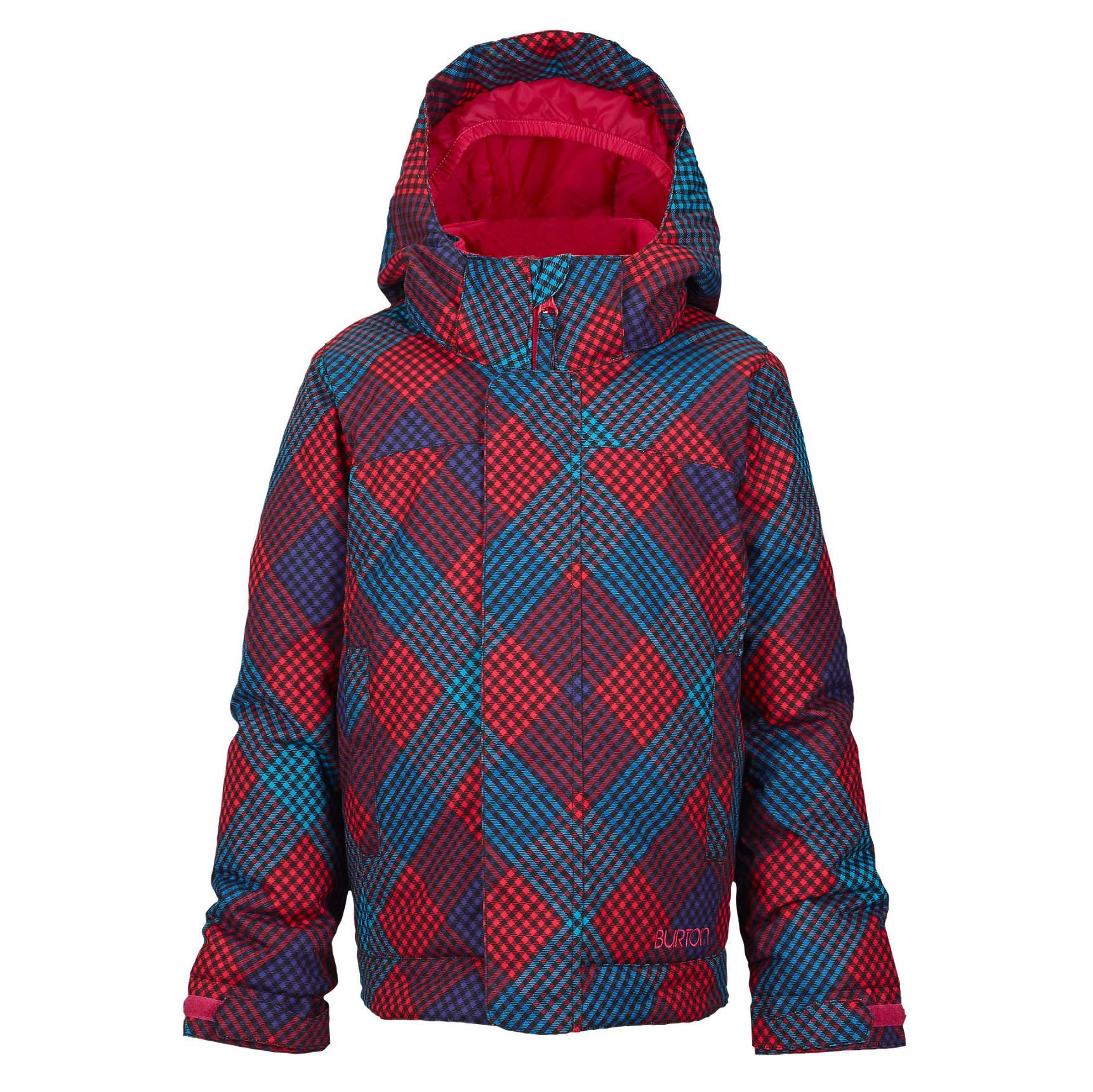 Bunda Burton Girls Minishred Elodie marilyn checkers