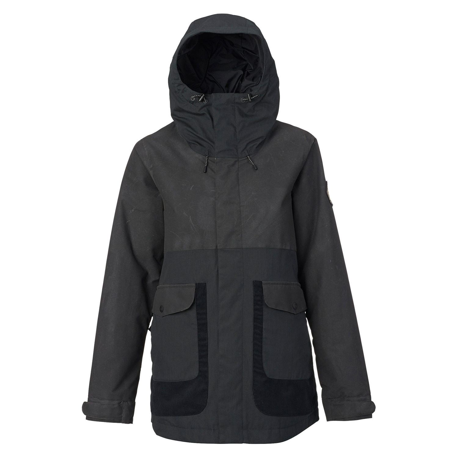 Bunda Burton Wms Cerena Parka true black