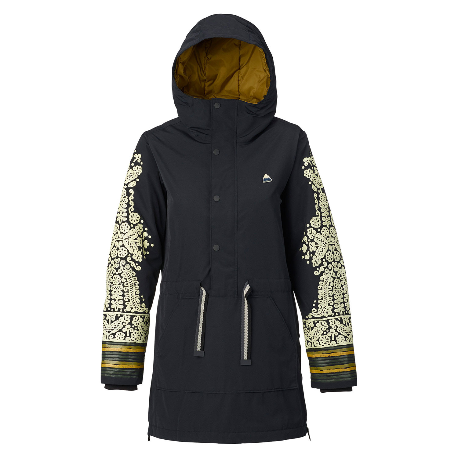 Bunda Burton Wms Chuteout Anorak true black