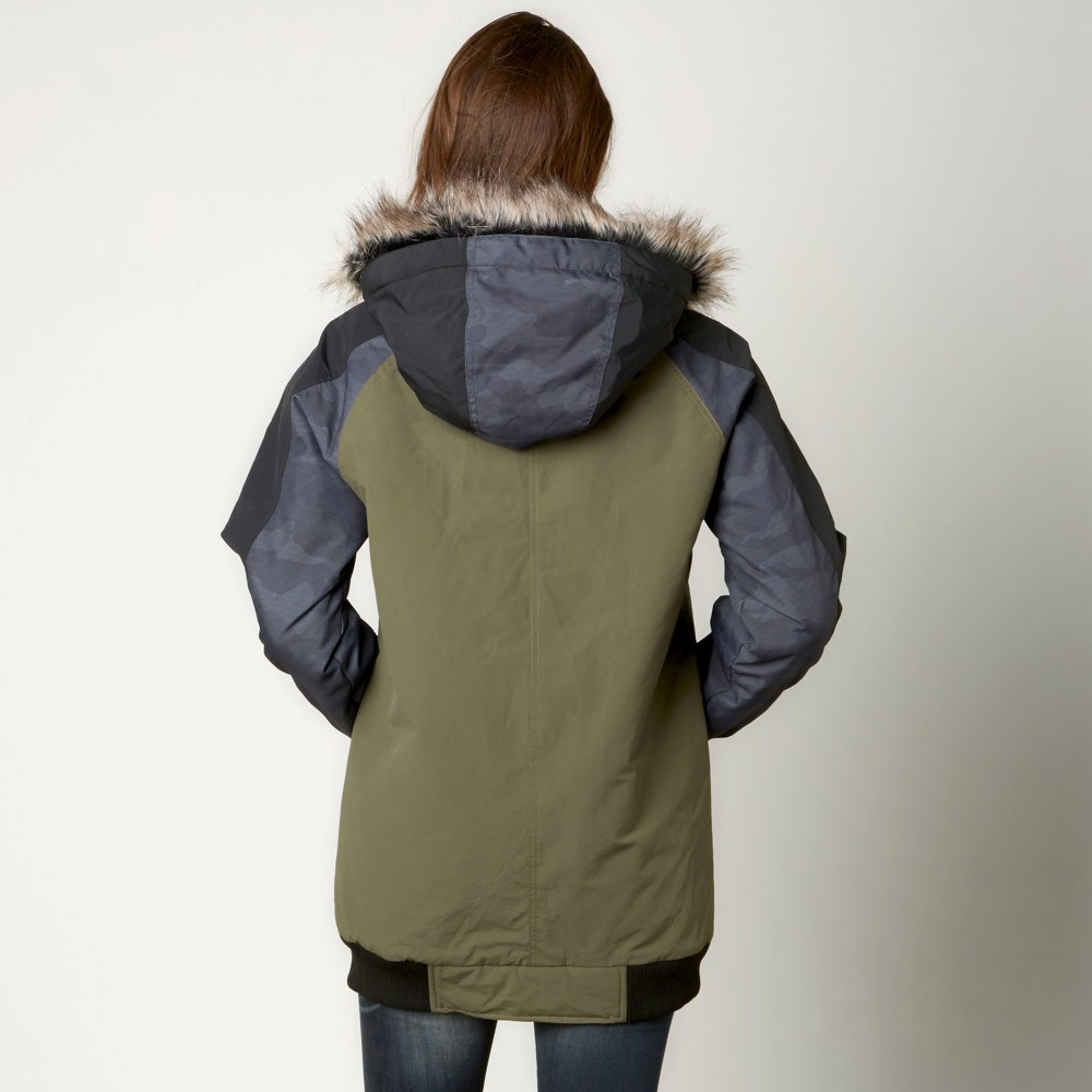 Bunda Fox Jetstream Coat
