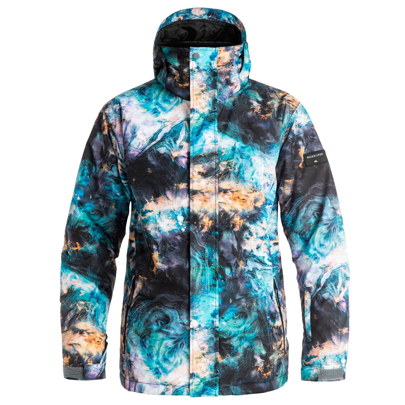 Bunda Quiksilver Mission Printed oil and space