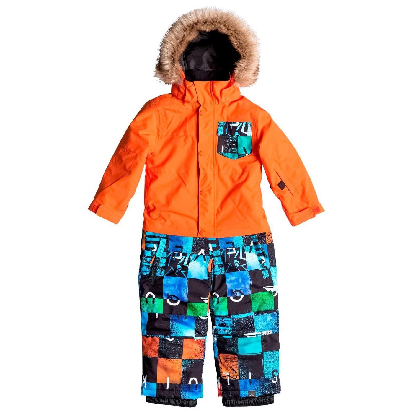 Bunda Quiksilver Rookie Kids Suit chakalapaki origin