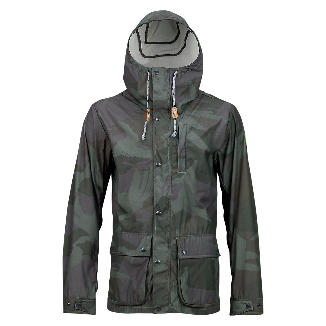 Street bunda Burton Boroughs Parka beetle derby camo