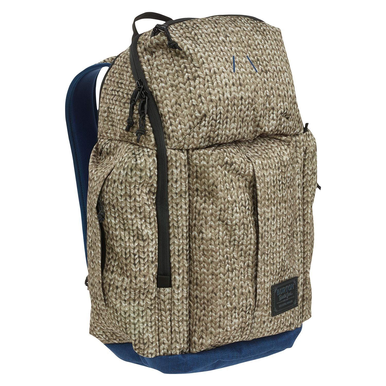 Batoh Burton Cadet knit print vel.30L 46,5×30×16,5 cm 15/16 + doručení do 24 hodin
