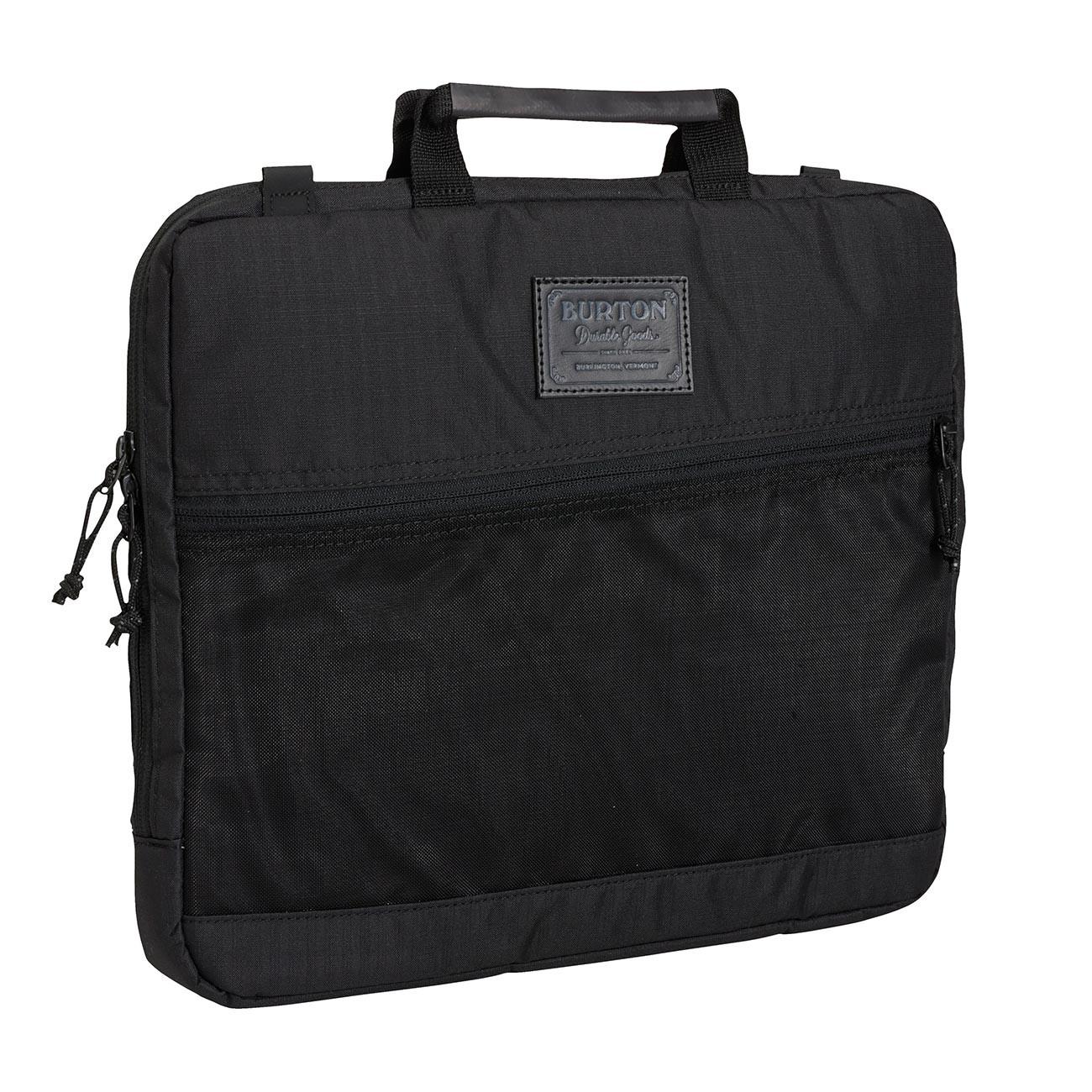 2879601a4 Obal Burton Hyperlink 13 Laptop Case true black triple ripstop ...