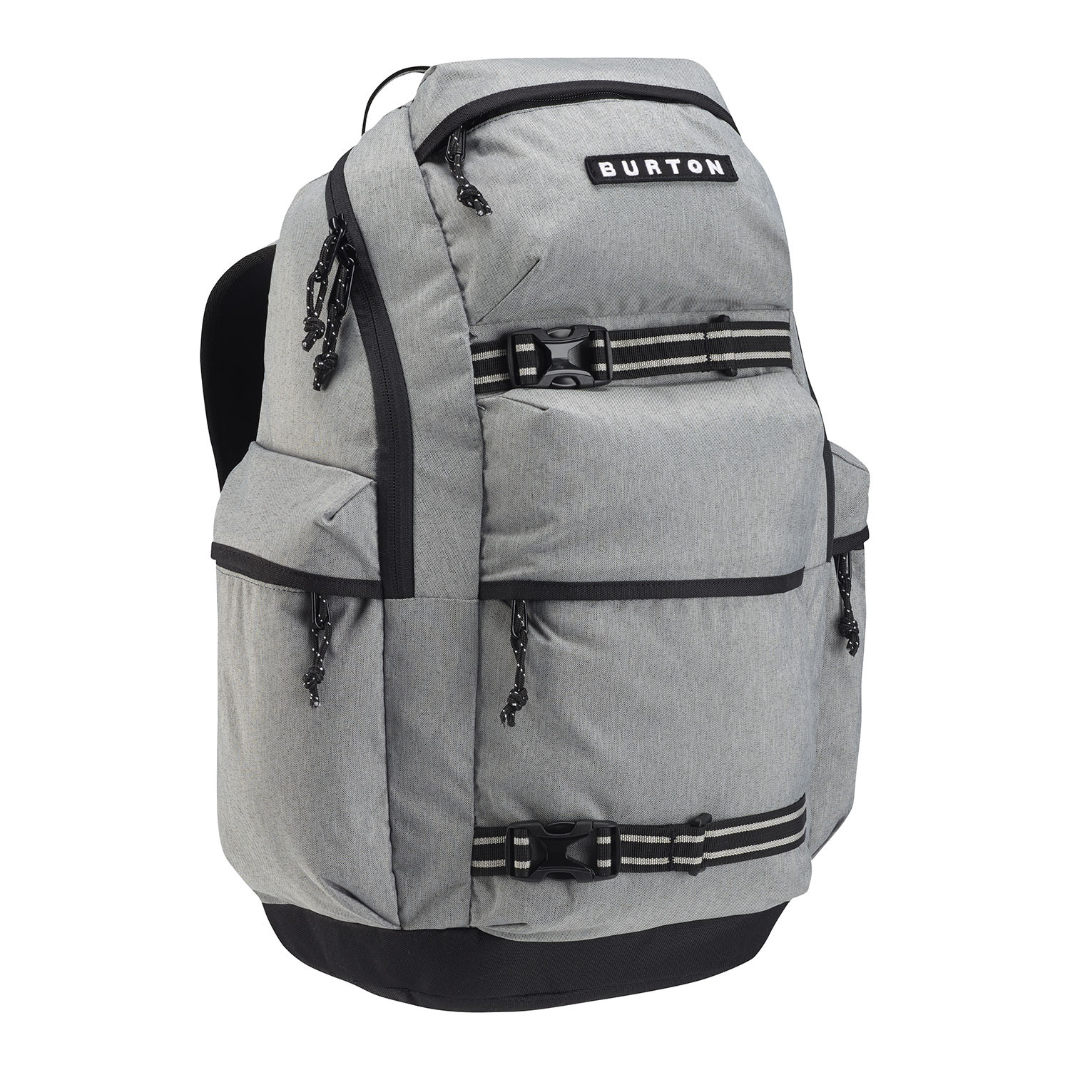 Batoh Burton Kilo grey heather