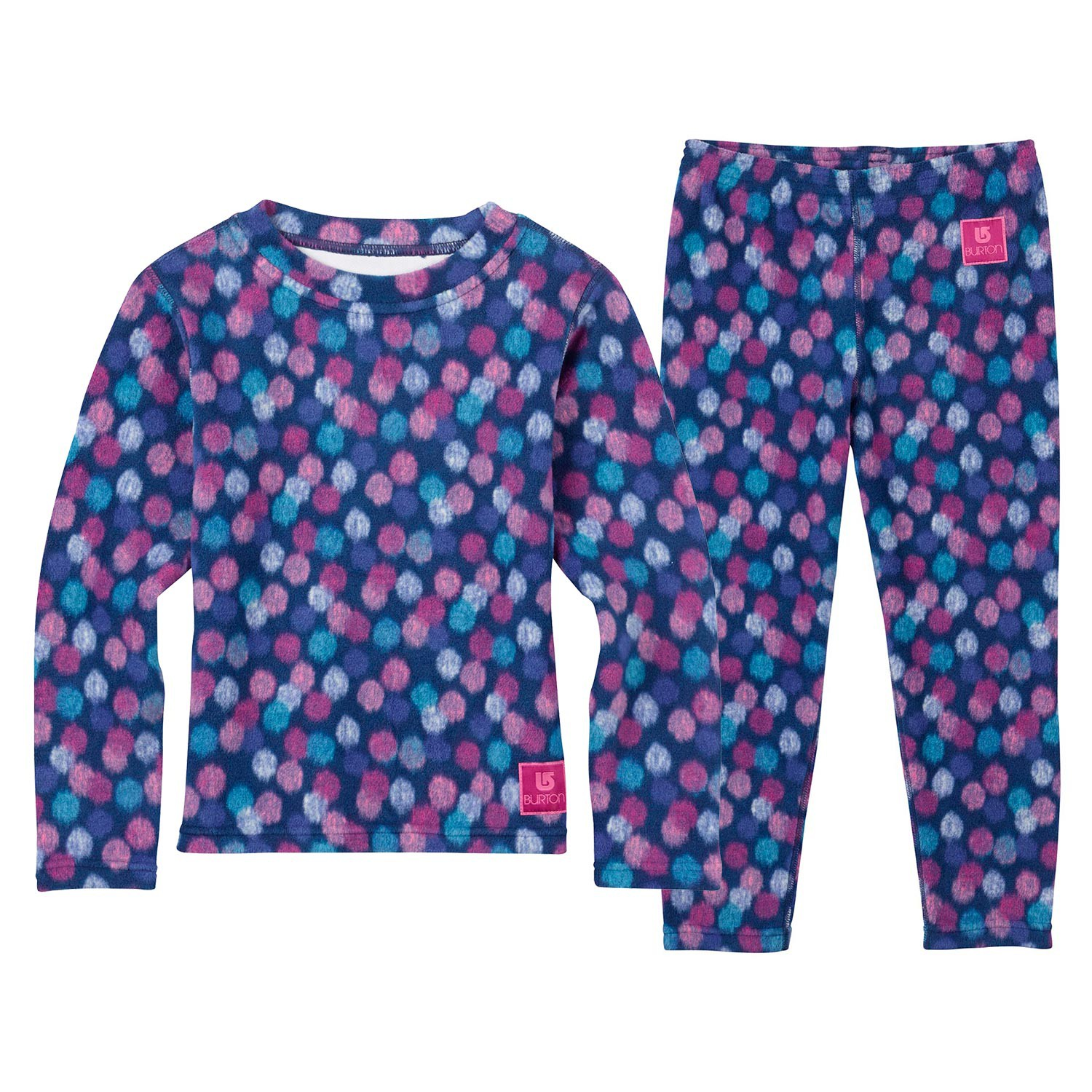 Triko Burton Minishred Fleece Set ikat dot