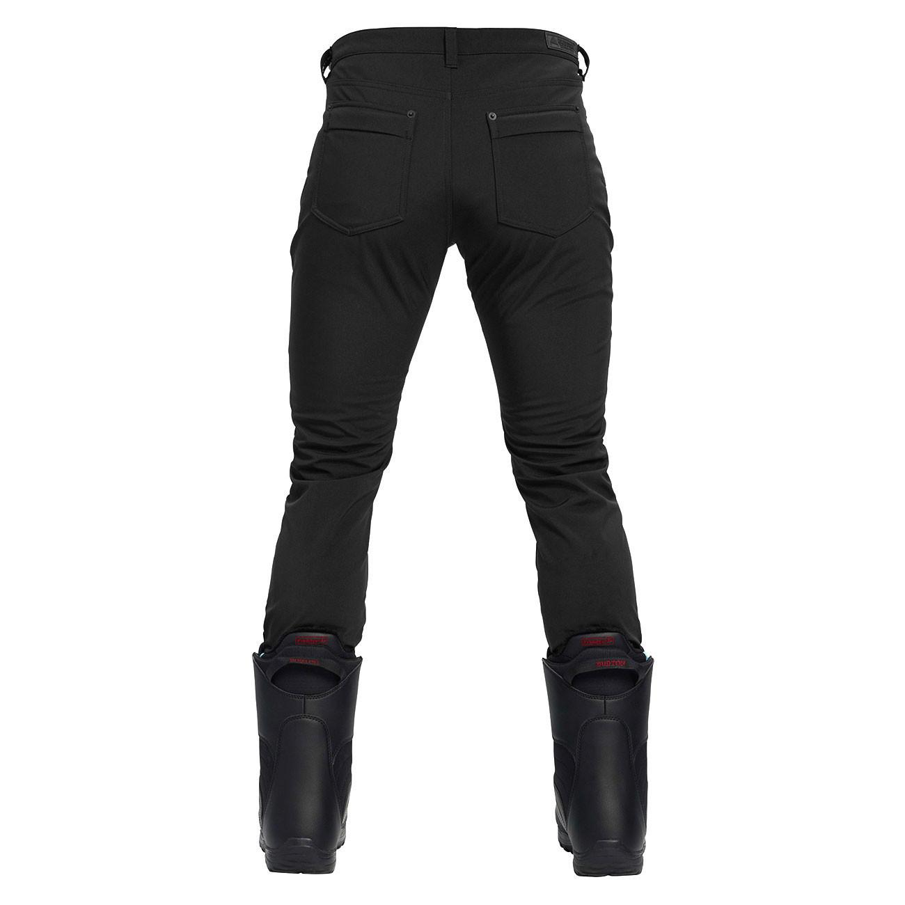 Kalhoty Burton Wms Ivy Under Boot true black  1fe2e60383