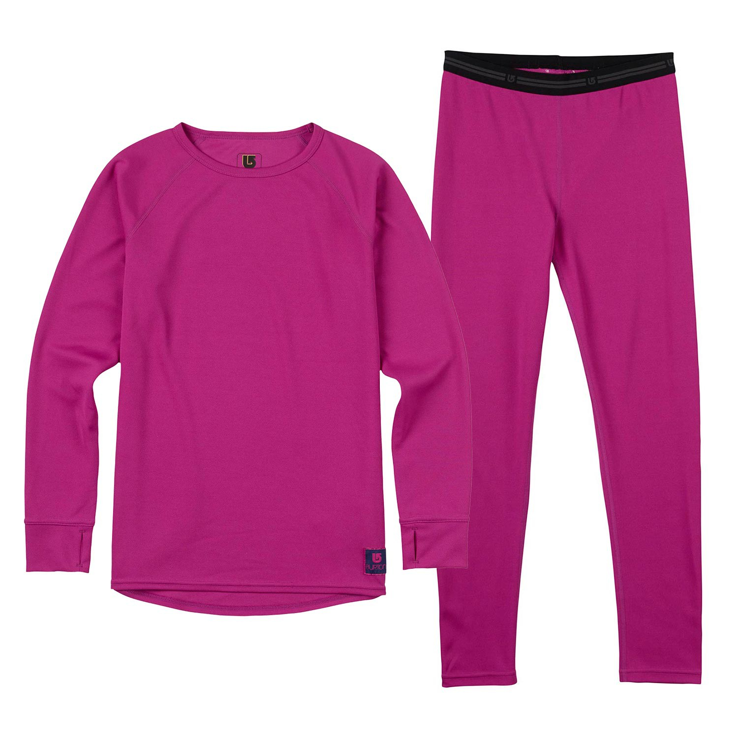 Triko Burton Youth Lightweight Set grapeseed