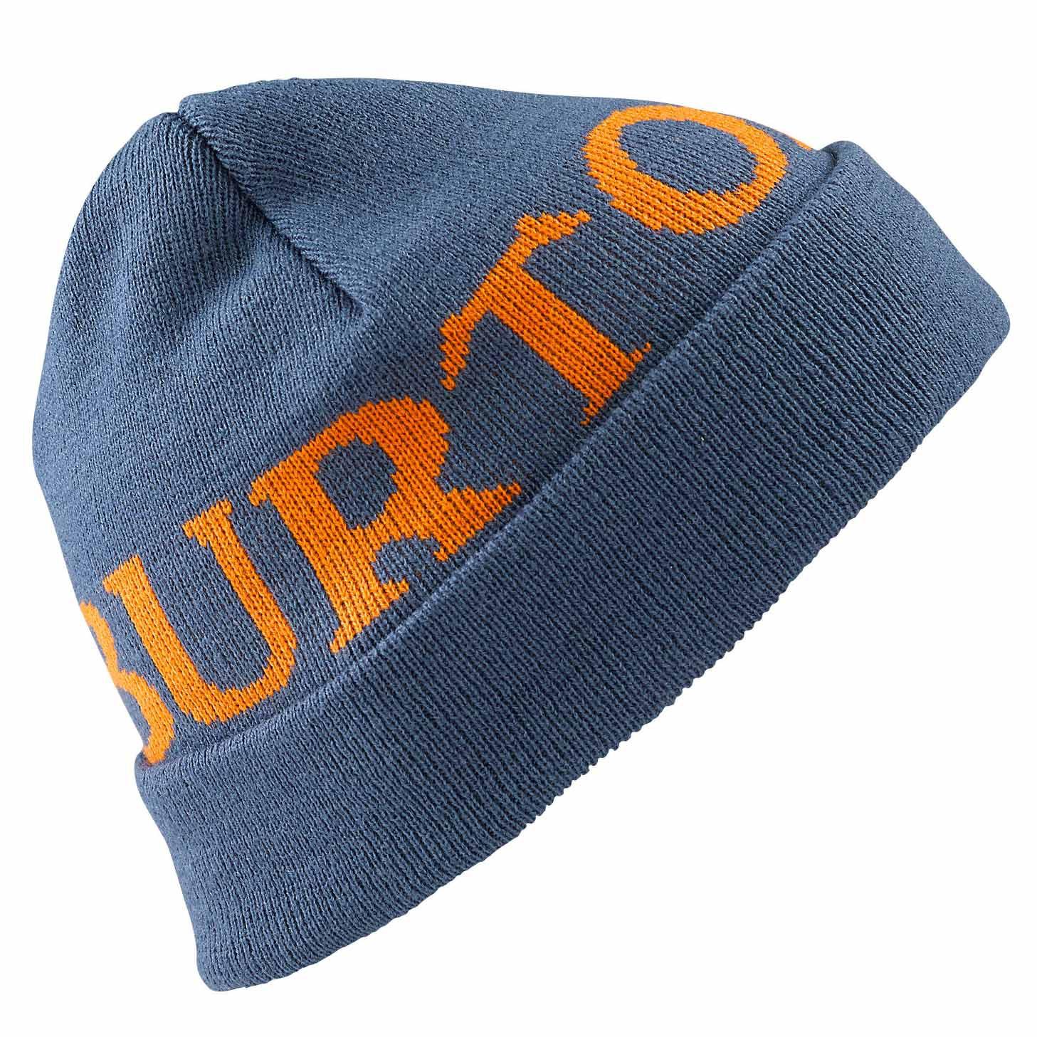 Zimní čepice Burton Duxbury team blue