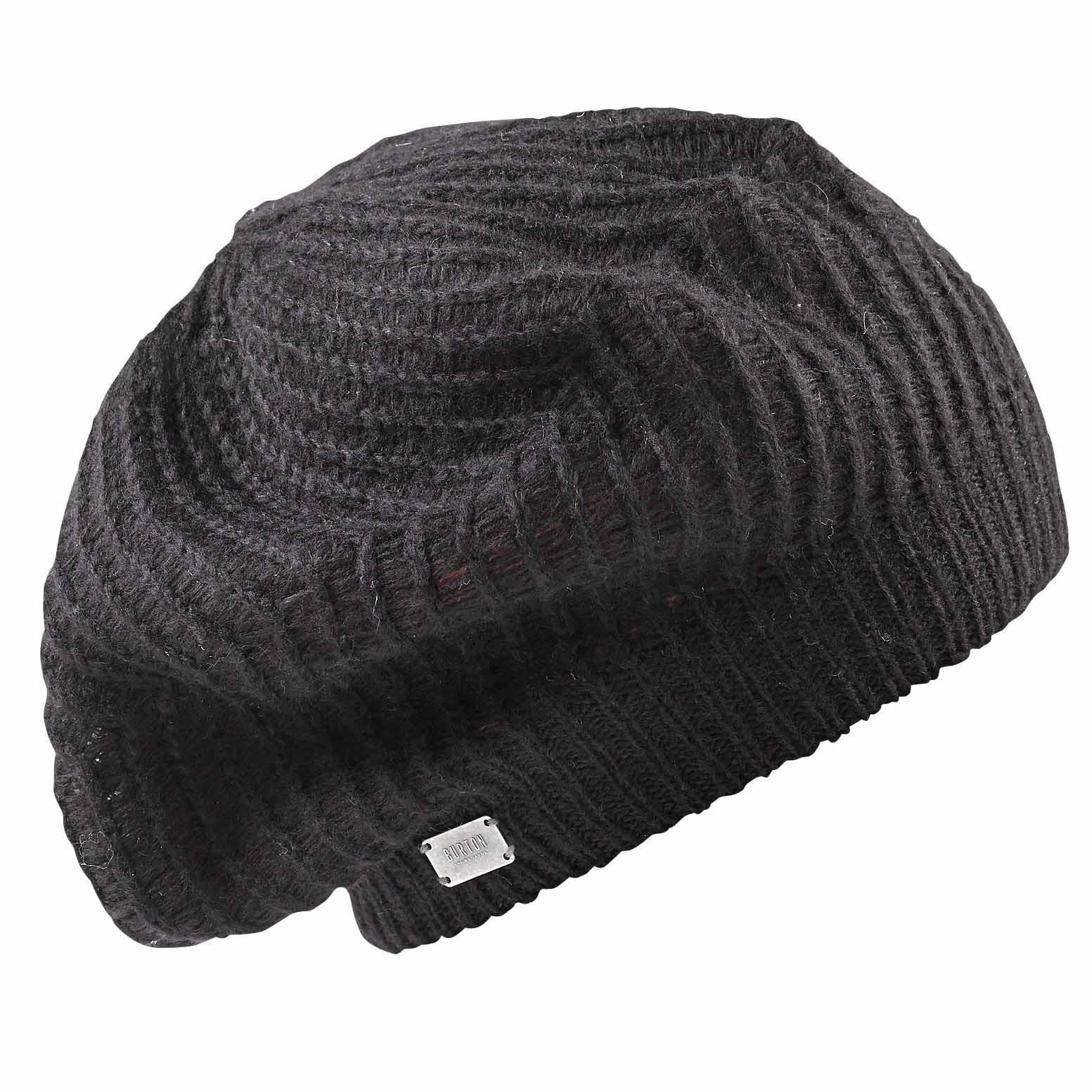 Zimní čepice Burton Faux Pas true black