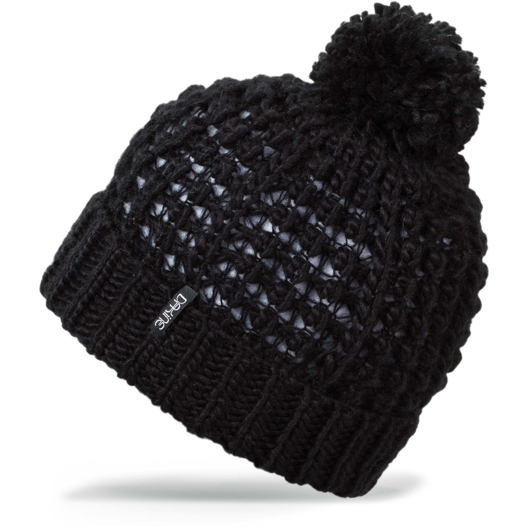 Zimní čepice Dakine Cassidy black