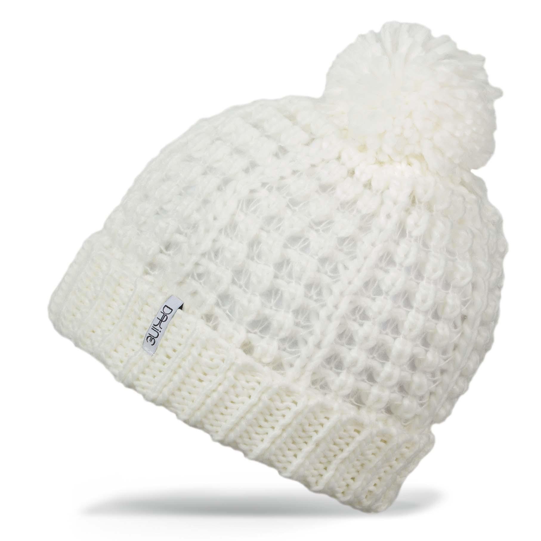 Zimní čepice Dakine Cassidy white