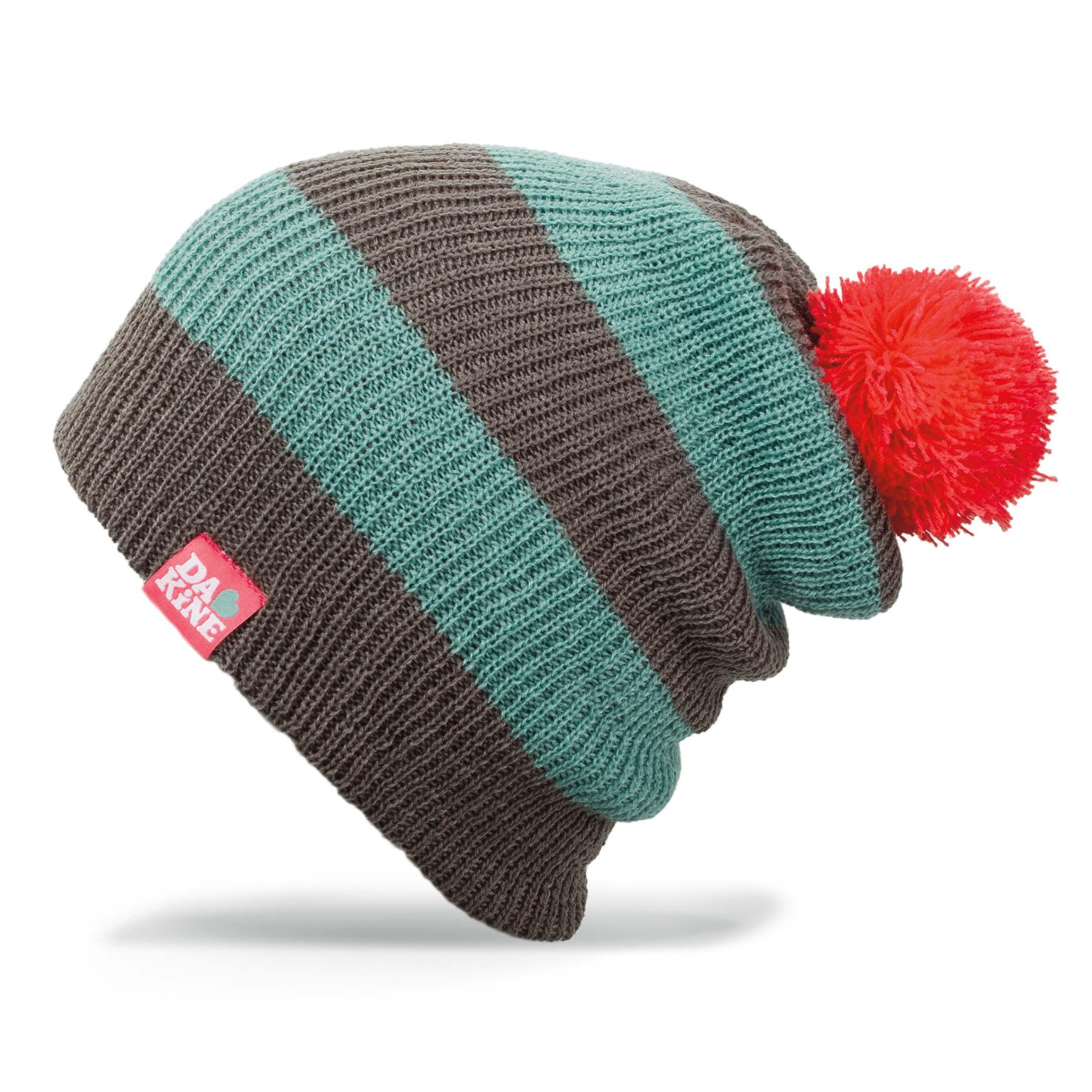 Zimní čepice Dakine Colleen mineral blue stripe