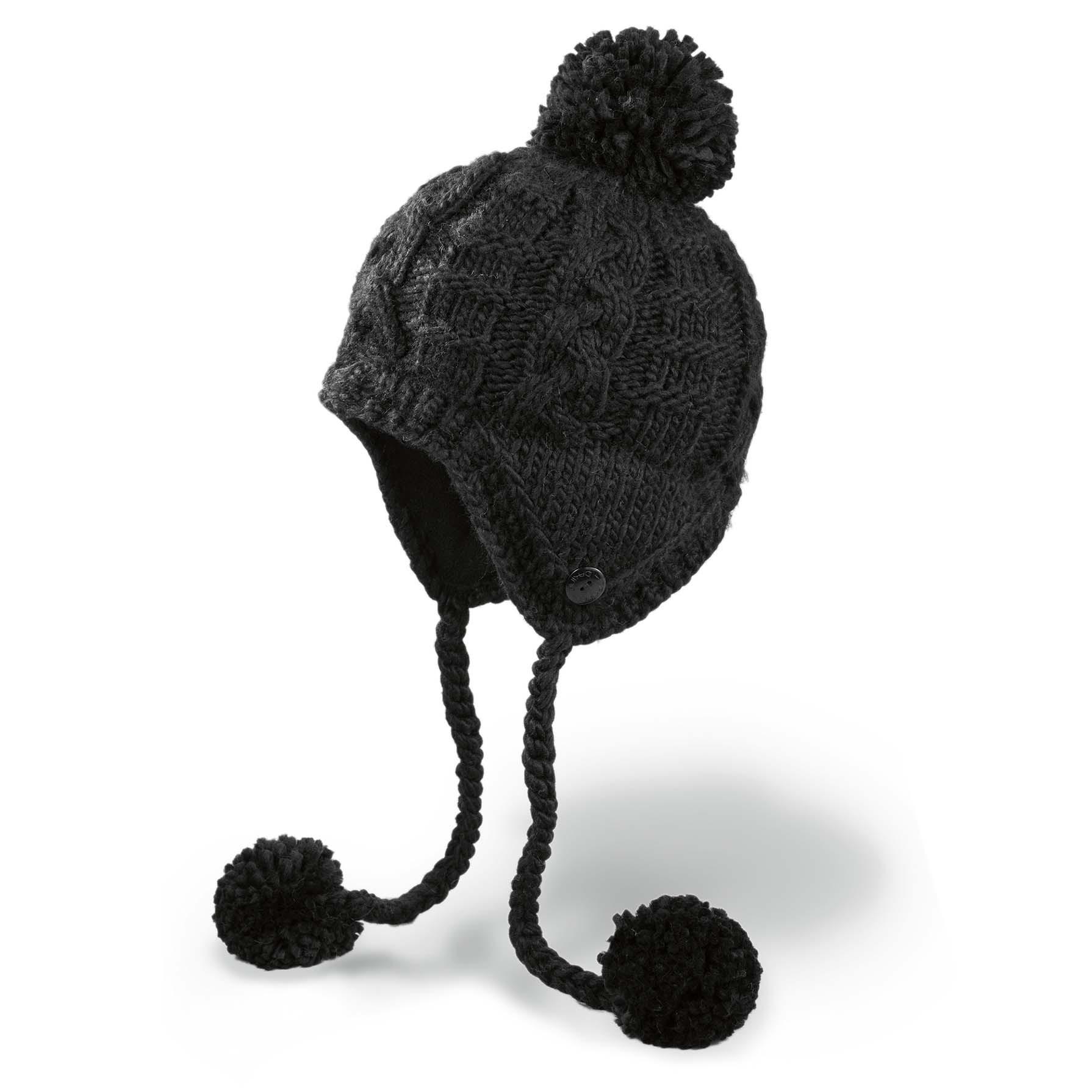 Zimní čepice Dakine Stella black
