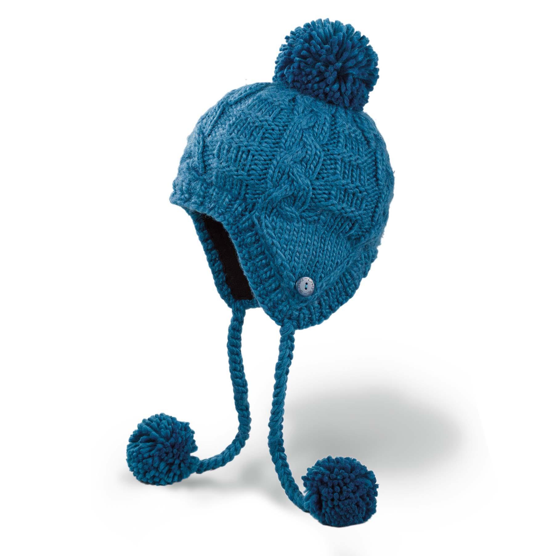 Zimní čepice Dakine Stella moraccan blue