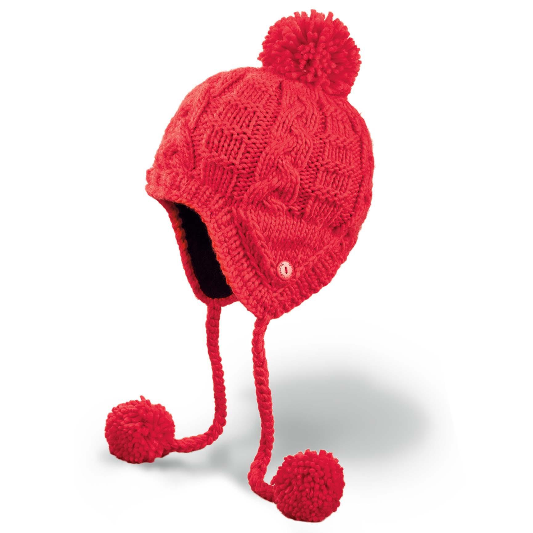 Zimní čepice Dakine Stella vermillion