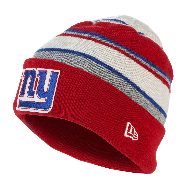 Zimní čepice New Era New York Giants Emeawinter scarlet/blue 14/15 + doručení do 24 hodin