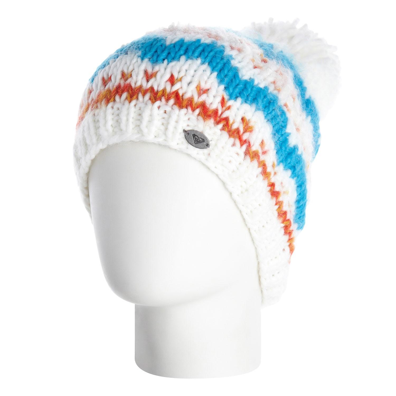 Zimní čepice Roxy U Got It bright white