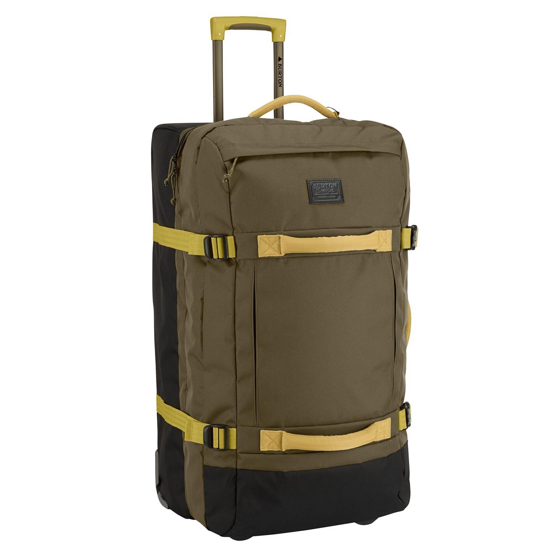 Cestovní taška Burton Exodus Roller jungle vel.120L 80×38×42 cm 16/17 + doručení do 24 hodin