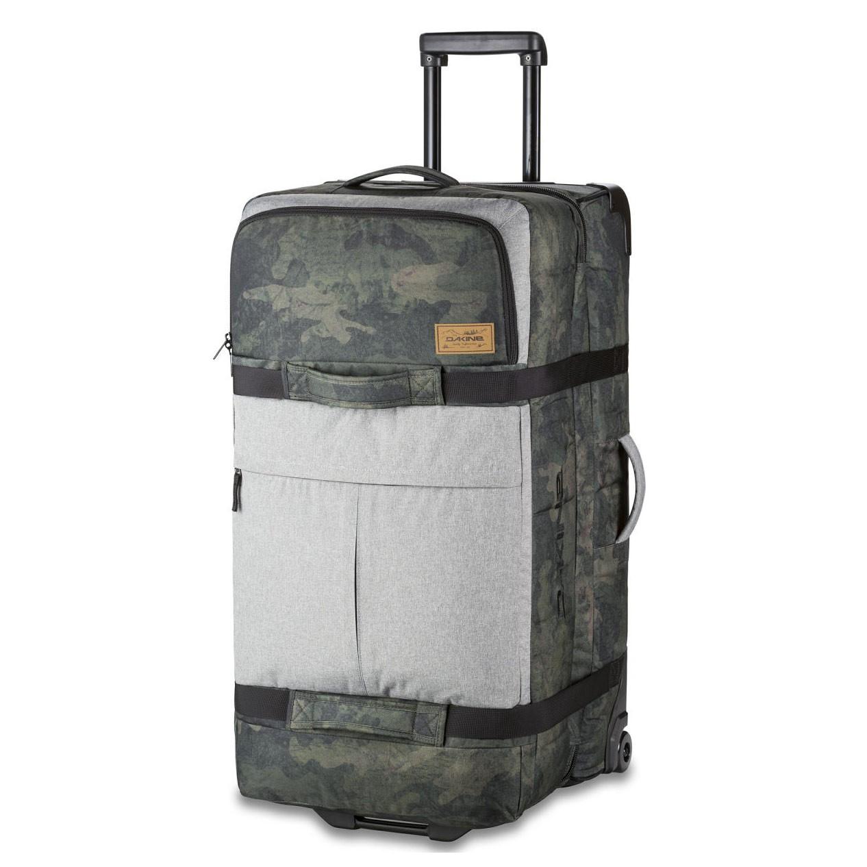 Cestovní taška Dakine Split Roller 100L glisan vel.100L 81×43×33 cm 16 + doručení do 24 hodin
