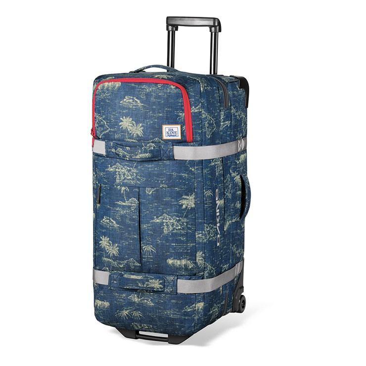 Cestovní taška Dakine Split Roller 65L tradewinds vel.65L 76×36×33 cm 16 + doručení do 24 hodin