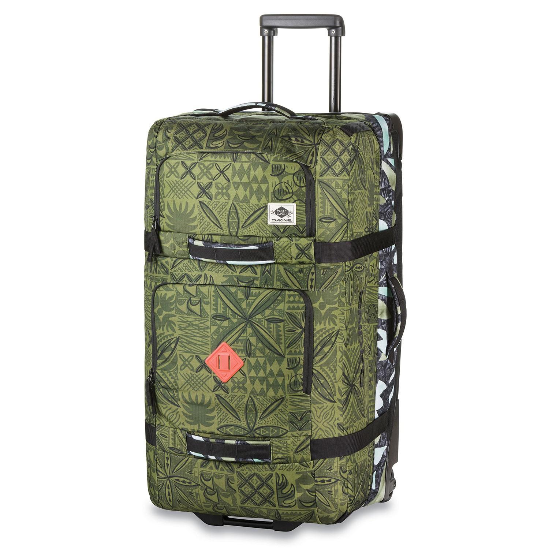 Cestovní taška Dakine Split Roller Dlx 110L plate lunch vel.110L 81×43×33 cm 17 + doručení do 24 hodin