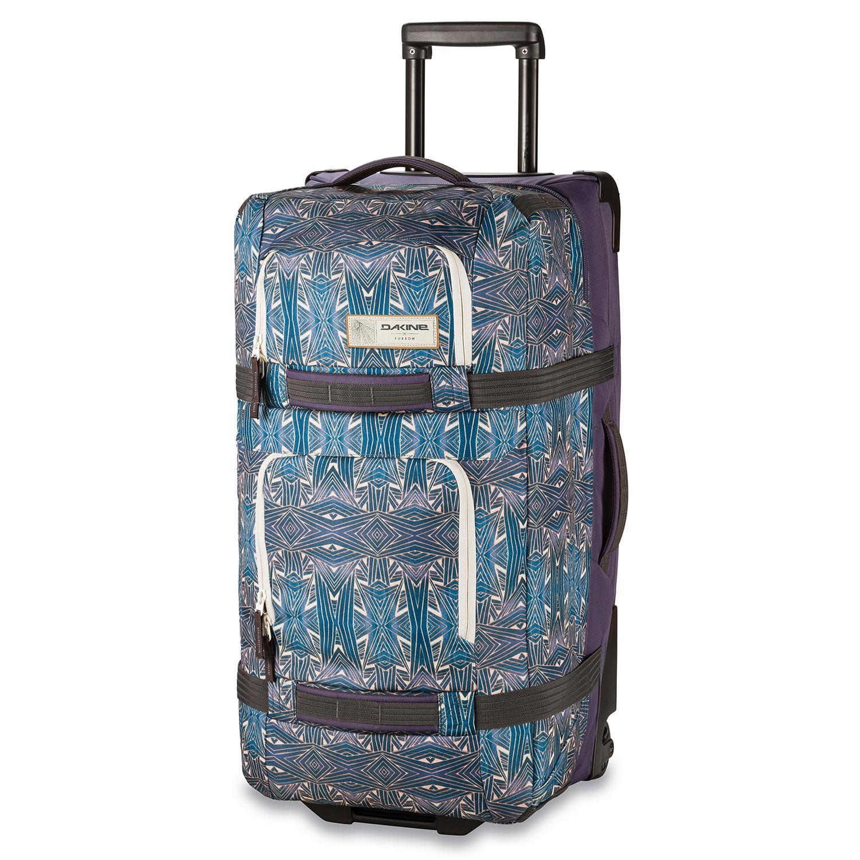 Cestovní taška Dakine Womens Split Roller 85L furrow vel.85L 76×36×33 cm 17 + doručení do 24 hodin