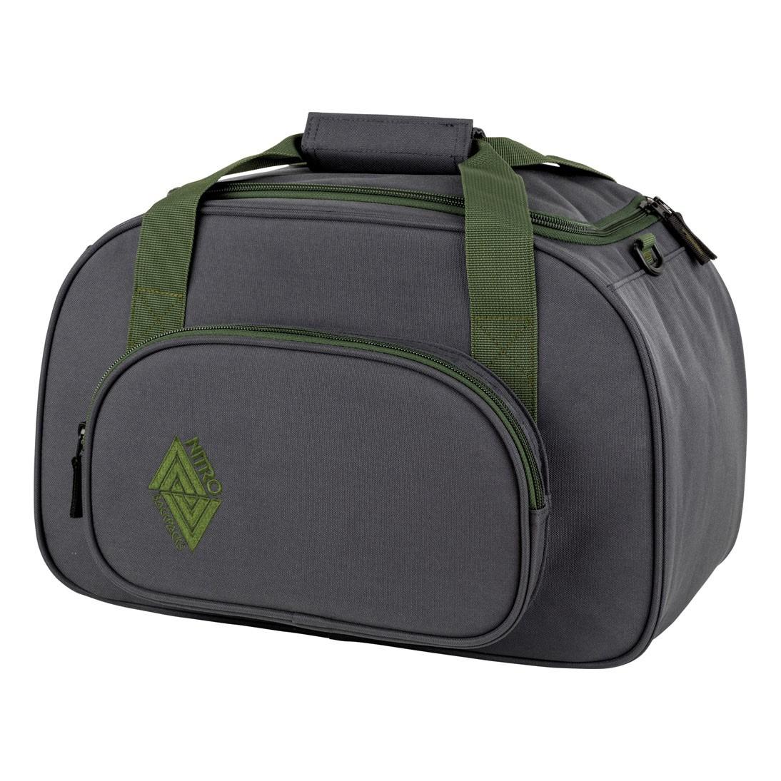 Cestovní taška Nitro Duffle Xs pirate black