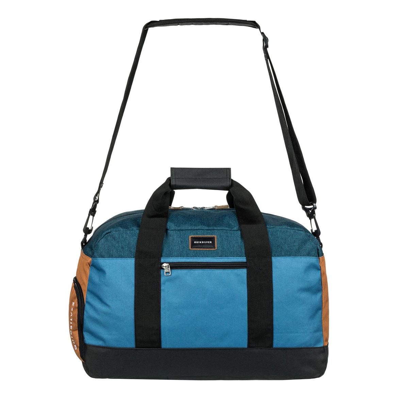 Cestovní taška Quiksilver Medium Shelter blue nights heather