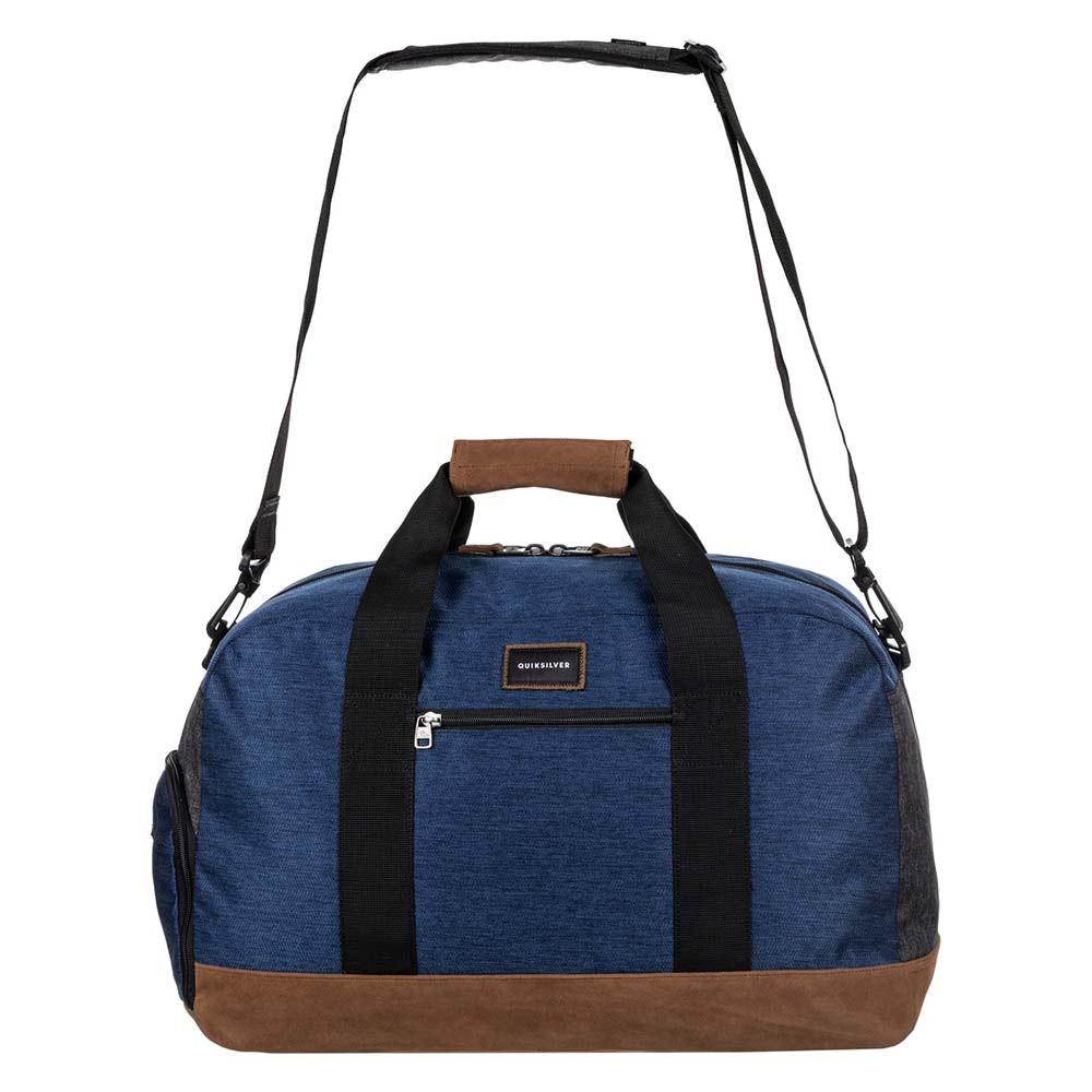 Cestovní taška Quiksilver Medium Shelter medieval blue